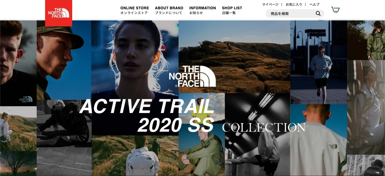 NORTH FACE001